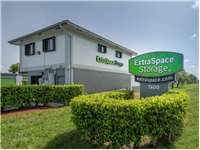 Image of Extra Space Self Storage Facility on 7400 W McNab Rd in North Lauderdale, FL