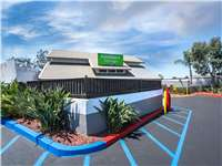Image of Extra Space Self Storage Facility on 372 W Aviation Rd in Fallbrook, CA