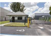 Image of Extra Space Self Storage Facility on 20240 NW 2nd Ave in Miami, FL