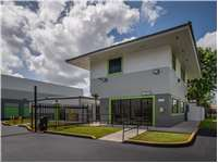 Image of Extra Space Self Storage Facility on 5601 SW 135th Ave in Miami, FL