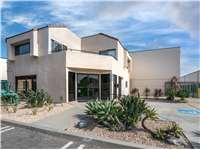 Image of Extra Space Self Storage Facility on 7471 Warner Ave in Huntington Beach, CA