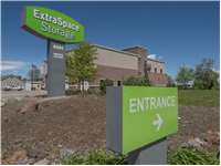 Image of Extra Space Self Storage Facility on 6301 W Mississippi Ave in Lakewood, CO