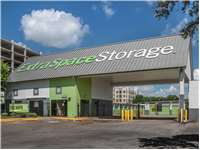 Image of Extra Space Self Storage Facility on 8600 Main St in Houston, TX