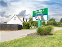Image of Extra Space Self Storage Facility on 2929 Dublin Rd in Hilliard, OH