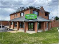 Image of Extra Space Self Storage Facility on 3318 Old Bridge Rd in Woodbridge, VA