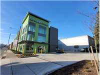 Image of Extra Space Self Storage Facility on 1430 N 130th St in Seattle, WA