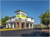 Image of Extra Space Self Storage Facility on 5951 W Oaks Blvd in Rocklin, CA