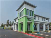 Image of Extra Space Self Storage Facility on 9480 W Stockton Blvd in Elk Grove, CA