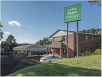 Image of Extra Space Self Storage Facility on 3600 West End Dr in Henrico, VA