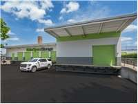 Image of Extra Space Self Storage Facility on 128 Bridge St in Newton, MA