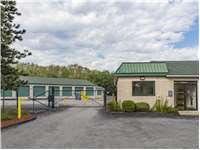 Image of Extra Space Self Storage Facility on 53 Clinton St in Shrewsbury, MA