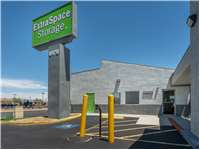 Image of Extra Space Self Storage Facility on 6175 W Tropicana Ave in Las Vegas, NV