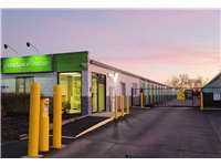 Image of Extra Space Self Storage Facility on 3450 Parkway Ln in Hilliard, OH