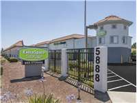 Image of Extra Space Self Storage Facility on 5888 Northfront Rd in Livermore, CA