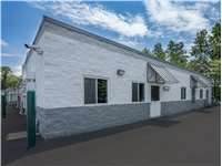 Image of Extra Space Self Storage Facility on 281 Indian Head Rd in Kings Park, NY
