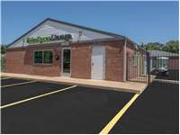 Image of Extra Space Self Storage Facility on 9702 Halls Ferry Rd in St Louis, MO