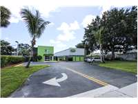 Image of Extra Space Self Storage Facility on 2048 S State Road 7 in North Lauderdale, FL