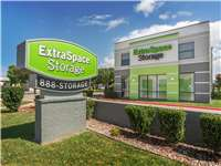Image of Extra Space Self Storage Facility on 2416 Lakeview Pkwy in Rowlett, TX