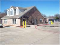 Image of Extra Space Self Storage Facility on 3101 W Spring Creek Pkwy in Plano, TX