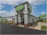 Image of Extra Space Self Storage Facility on 707 E McKinley Ave in Mishawaka, IN