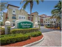 Image of Extra Space Self Storage Facility on 8420 Murano Del Lago Dr in Bonita Springs, FL