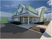 Image of Extra Space Self Storage Facility on 80 Mill Rd in Freeport, NY
