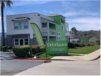 Image of Extra Space Self Storage Facility on 550 Central Ave in Lake Elsinore, CA