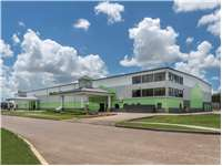 Image of Extra Space Self Storage Facility on 15800 Space Center Blvd in Houston, TX
