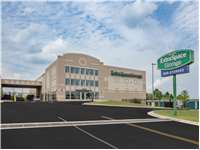 Image of Extra Space Self Storage Facility on 7492 New Ridge Rd in Hanover, MD