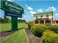 Image of Extra Space Self Storage Facility on 98 Hurricane Shoals Rd NE in Lawrenceville, GA