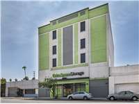 Image of Extra Space Self Storage Facility on 5555 S Western Ave in Los Angeles, CA