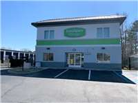 Image of Extra Space Self Storage Facility on 3264 S Military Hwy in Chesapeake, VA