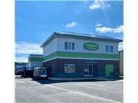 Image of Extra Space Self Storage Facility on 659 Woodlake Dr in Chesapeake, VA