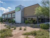 Image of Extra Space Self Storage Facility on 448 N Greenfield Rd in Mesa, AZ