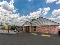 Image of Extra Space Self Storage Facility on 39050 Lyndon B Johnson Fwy in Dallas, TX