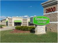 Image of Extra Space Self Storage Facility on 2600 State Hwy 121 in Lewisville, TX