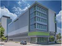 Image of Extra Space Self Storage Facility on 3888 E Mexico Ave in Denver, CO