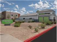 Image of Extra Space Self Storage Facility on 1625 W Chandler Blvd in Chandler, AZ