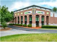 Image of Extra Space Self Storage Facility on 11640 Jones Bridge Rd in Alpharetta, GA