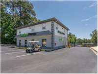 Image of Extra Space Self Storage Facility on 2044 Old Norcross Rd in Lawrenceville, GA