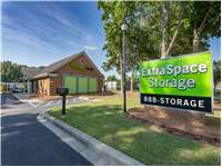 Image of Extra Space Self Storage Facility on 1904 N Hwy 17 in Mt Pleasant, SC