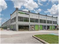 Image of Extra Space Self Storage Facility on 7302 Senate Ave in Houston, TX