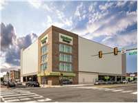 Image of Extra Space Self Storage Facility on 2300 Washington Ave in Philadelphia, PA
