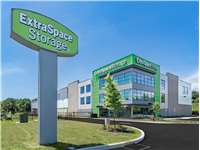 Image of Extra Space Self Storage Facility on 1240 Chester Pike in Crum Lynne, PA