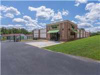 Image of Extra Space Self Storage Facility on 814 Hiram Acworth Hwy in Hiram, GA