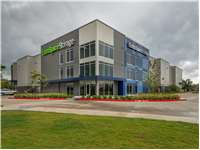 Image of Extra Space Self Storage Facility on 4001 Old Spanish Trl in Houston, TX