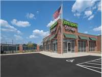 Image of Extra Space Self Storage Facility on 6815 Weddington Rd in Concord, NC