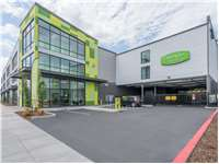 Image of Extra Space Self Storage Facility on 12323 SE Division St in Portland, OR
