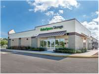 Image of Extra Space Self Storage Facility on 1305 Crawford Ave in St Cloud, FL