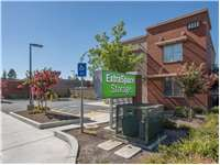Image of Extra Space Self Storage Facility on 4111 Marconi Ave in Sacramento, CA